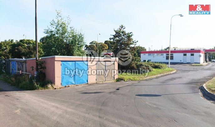 Prodej, Garáž, 22 m², Chomutov