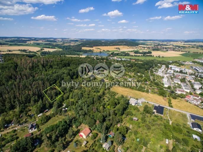 Prodej, Stavební parcela, 933 m², Strakonice