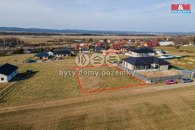 Prodej, Pozemek k bydlení, 1065 m², Dlouhá Lhota