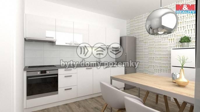 Prodej, Byt 2+1, 70 m², Roudnice nad Labem, Neklanova