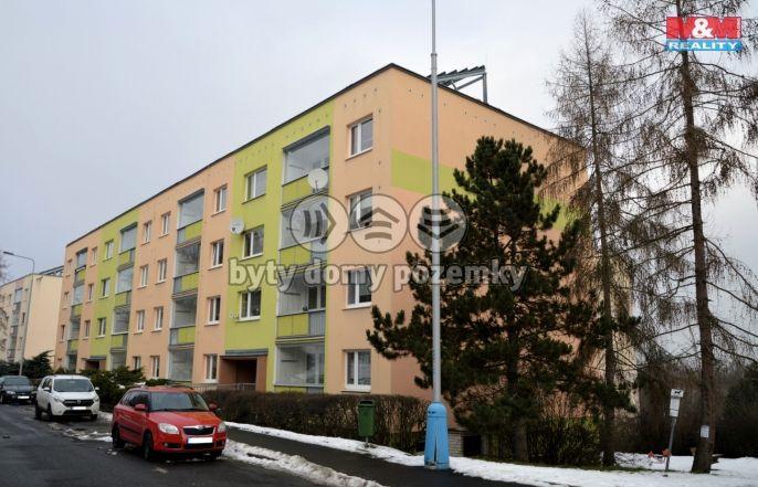Pronájem, Byt 3+1, 79 m², Teplice, Habrová