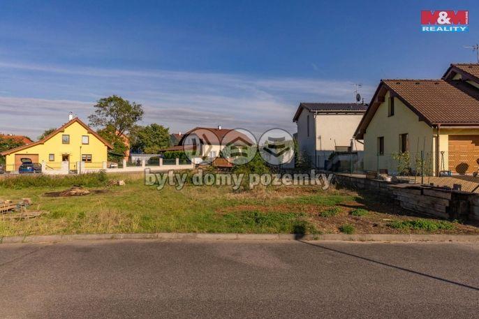 Prodej, Pozemek k bydlení, 723 m², Zlatníky-Hodkovice, U Hřbitova