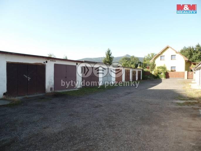 Prodej, Garáž, 23 m², Liberec, Jáchymovská