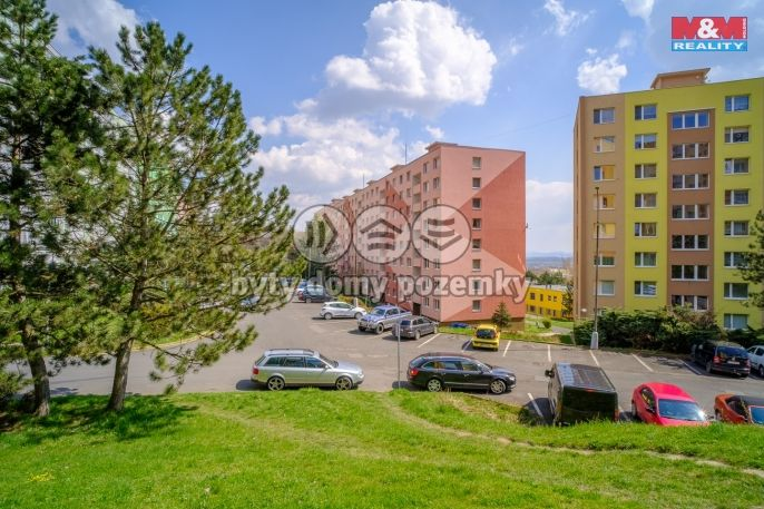 Prodej, Byt 1+1, 35 m², Jirkov, K. Marxe