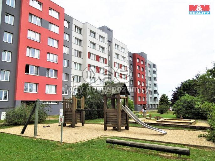Prodej, Byt 2+1, 59 m², Tábor, Moskevská
