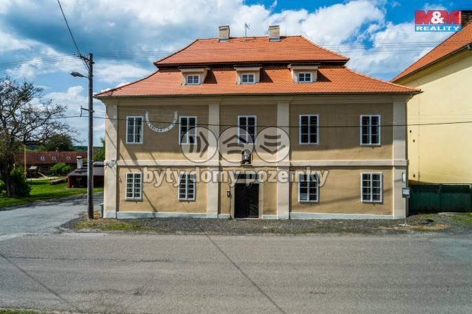 Prodej, Nájemní dům, 684 m², Kbel