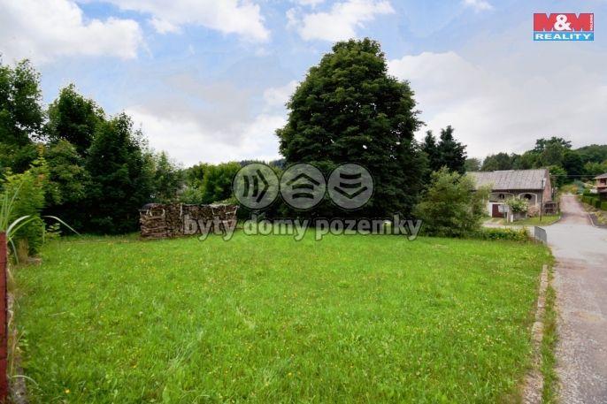 Prodej, Pozemek k bydlení, 471 m², Mladkov