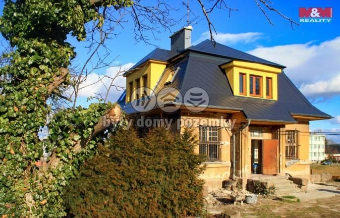 Prodej, rodinný dům 6+kk, 234 m2, Opava - Předměstí