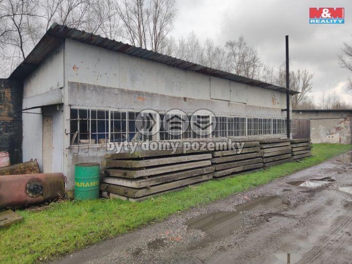 Prodej, Sklad, 3250 m², Petřvald, Závodní