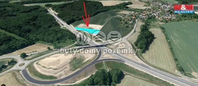 Prodej, pozemek, 4 261 m2, Hrabyně, okres Opava