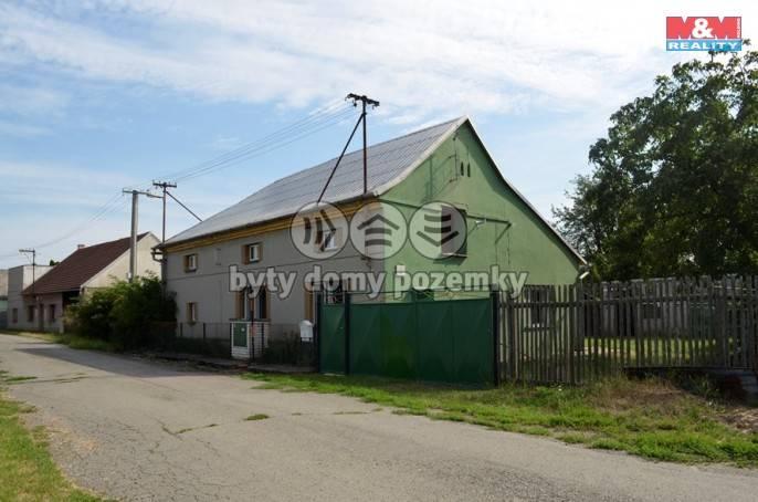Prodej, Rodinný dům, 1888 m², Pňovice