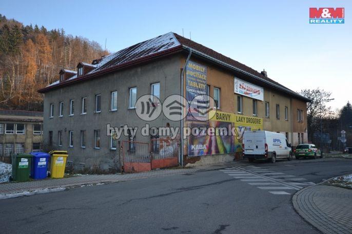 Prodej, Nájemní dům, 935 m², Tanvald