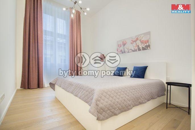 Pronájem, Byt 2+1, 80 m², Praha, Opletalova