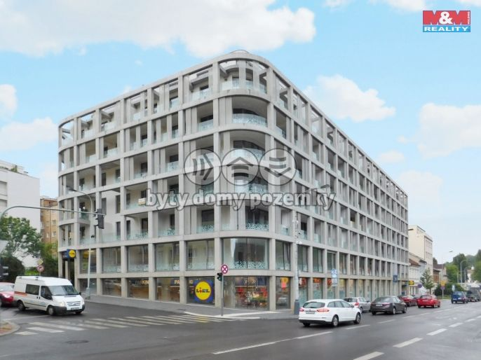 Pronájem, Byt 3+kk, 77 m², Praha, Hlaváčkova