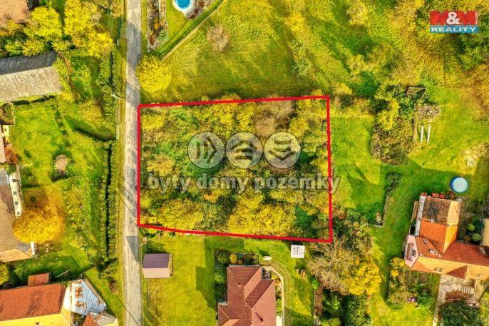 Prodej, Pozemek k bydlení, 1567 m², Staré Sedlo