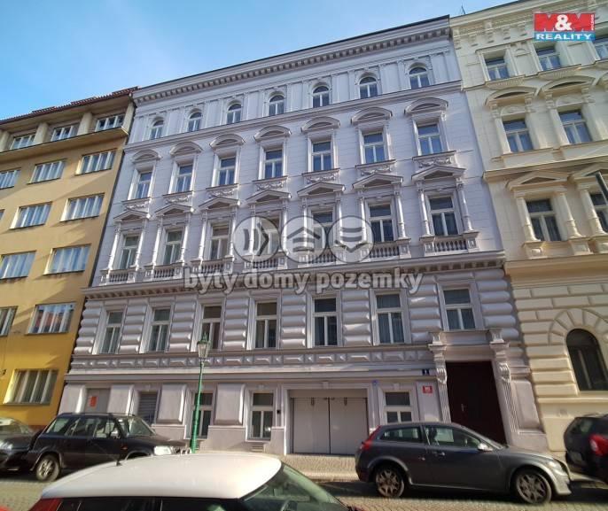 Pronájem, Byt 2+kk, 47 m², Praha, Šeříková