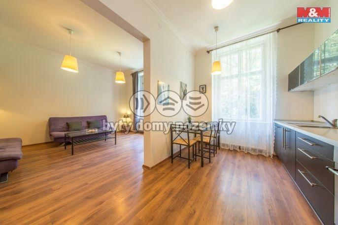 Prodej, Byt 2+kk, 64 m², Praha, Újezd