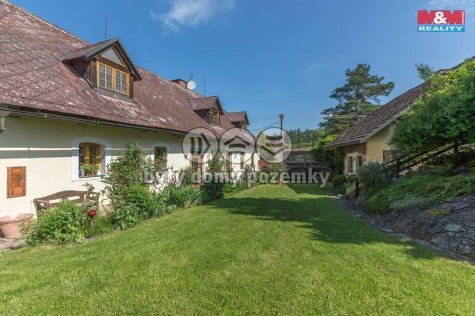Prodej, Rodinný dům, 4744 m², Hostouň