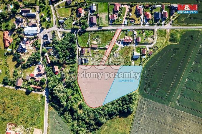 Prodej, Pozemek k bydlení, 13417 m², Plzeň, Na Lučním vrchu