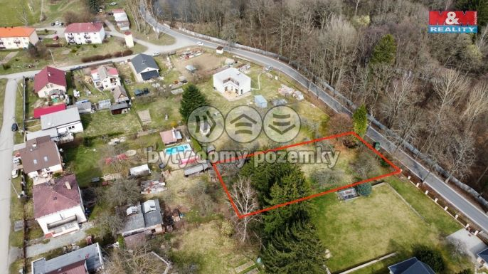 Prodej, Pozemek k bydlení, 1455 m², Jistebnice, Tovární