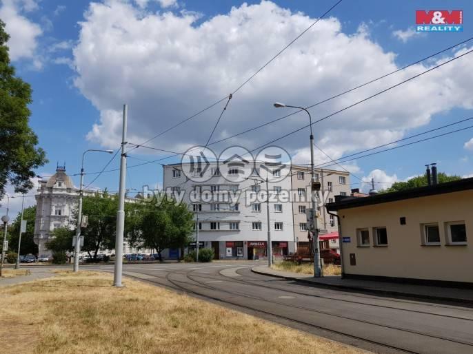 Prodej, Byt 1+1, 34 m², Ostrava, Nádražní