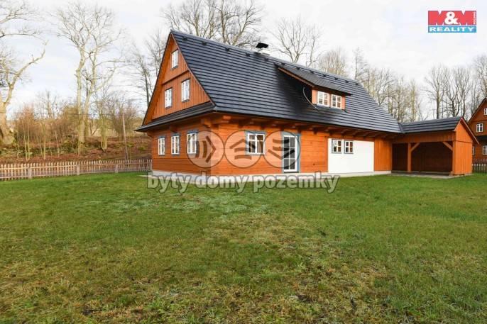 Prodej, Chalupa, 1132 m², Malá Morava