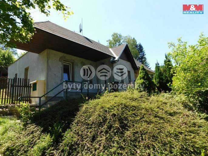Prodej, Rodinný dům, 1158 m², Lučany nad Nisou