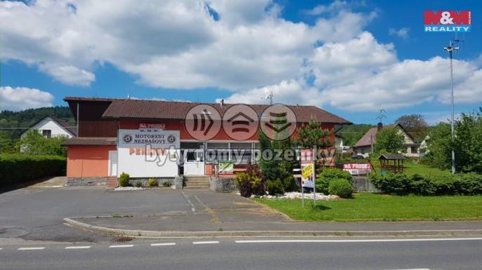 Prodej, Restaurace, stravování, 713 m², Vrhaveč