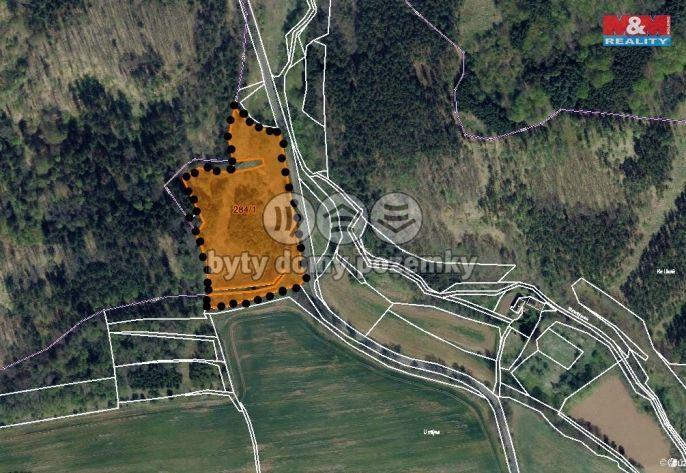 Prodej, Louka, 18601 m², Tuchořice