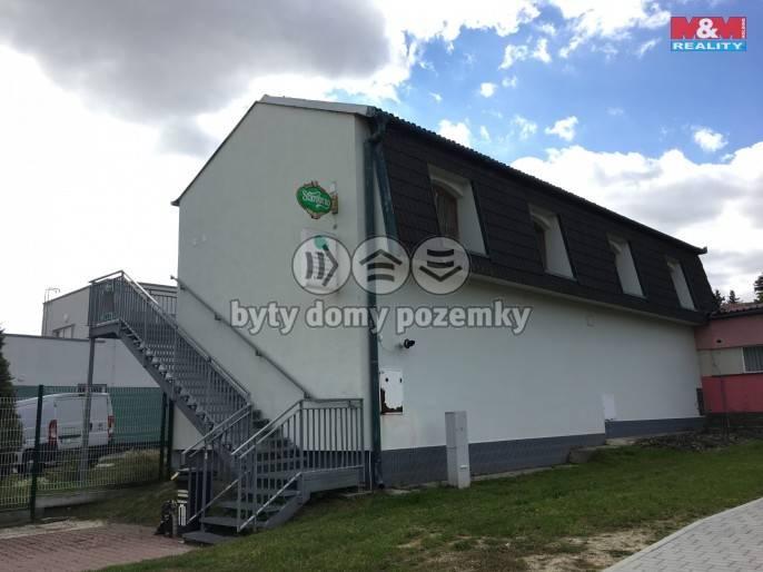 Pronájem, Restaurace, stravování, 90 m², Hrušovany u Brna