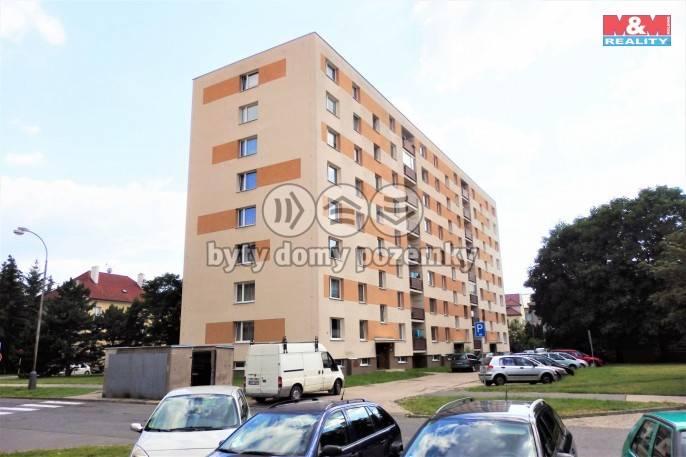 Pronájem, Byt 1+1, 39 m², Chrudim, Husova