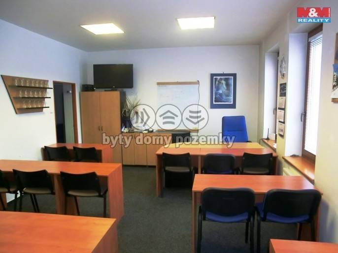 Pronájem, Kancelářský prostor, 80 m², Ostrava, Závodní
