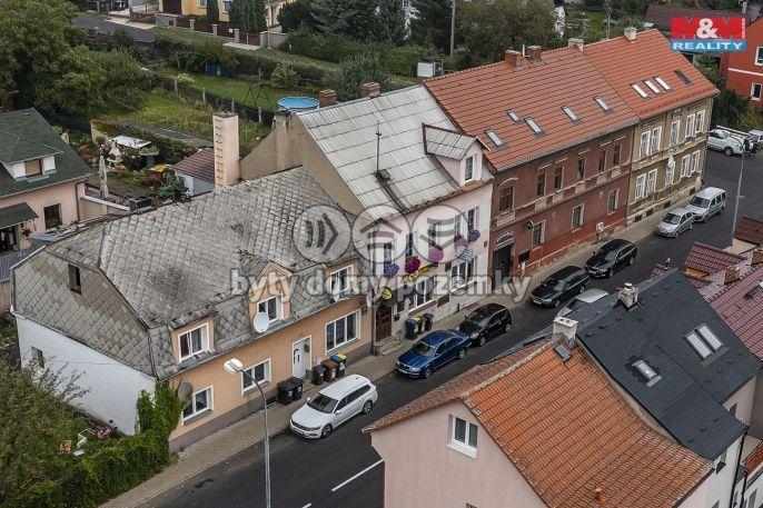 Prodej, Rodinný dům, 1526 m², Krupka, Revoluční