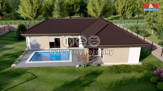 Prodej, rodinný dům, 5+kk+2G, 185 m2, Plzeň, ul. U Lesa