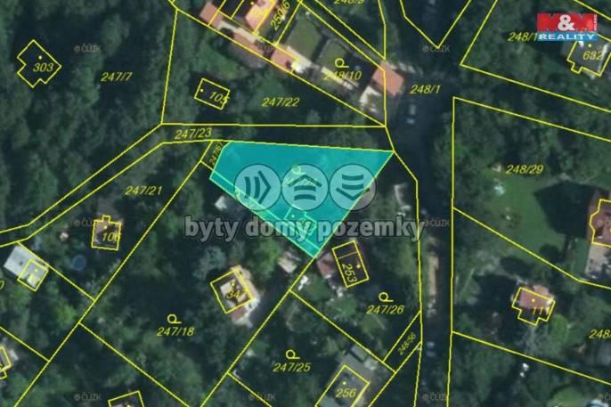 Prodej, Zahrada, 441 m², Dolní Břežany