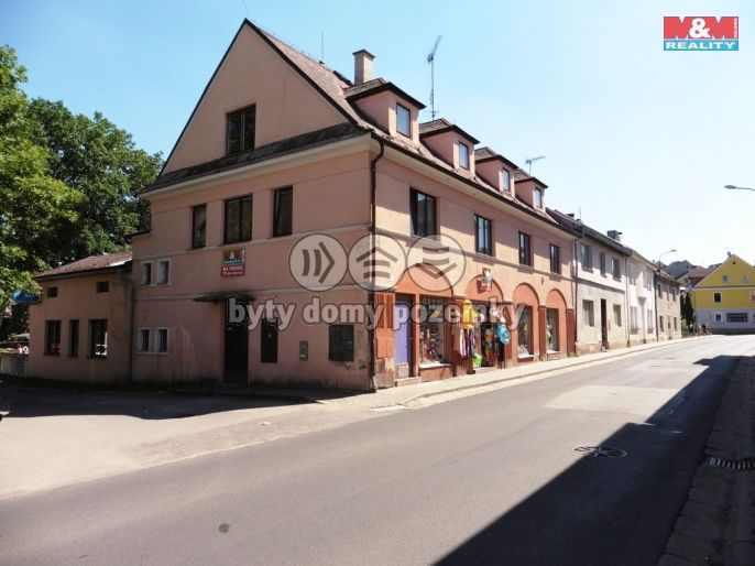 Pronájem, Byt 3+kk, 135 m², Doksy, Máchova