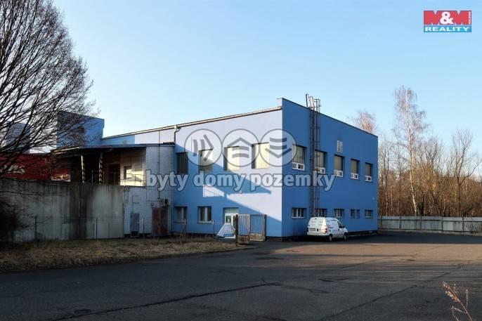 Pronájem, Výrobní objekt, 782 m², Liberec