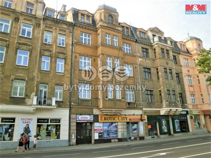 Prodej, Byt 5+1 a větší, 113 m², Karlovy Vary, Západní