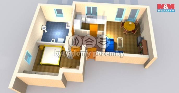 Prodej, Byt 2+kk, 132 m², Prostějov, Kostelecká