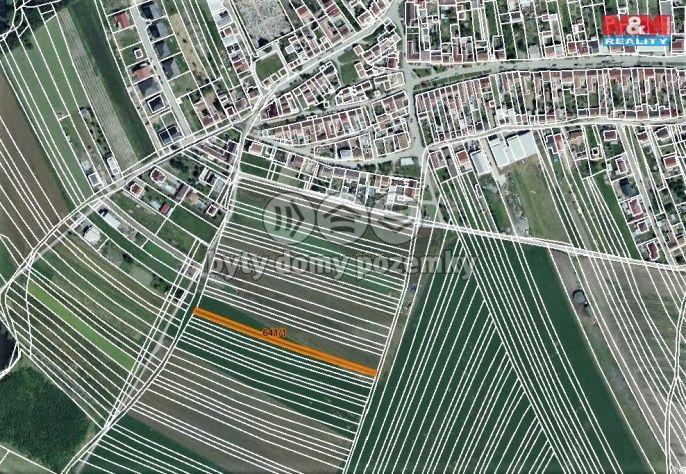 Prodej, Pole, 785 m², Uherčice