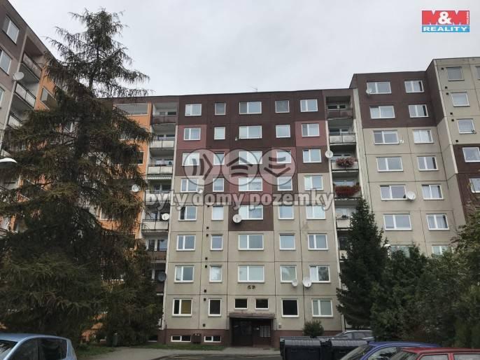 Pronájem, Byt 3+1, 67 m², Šternberk, Jiráskova