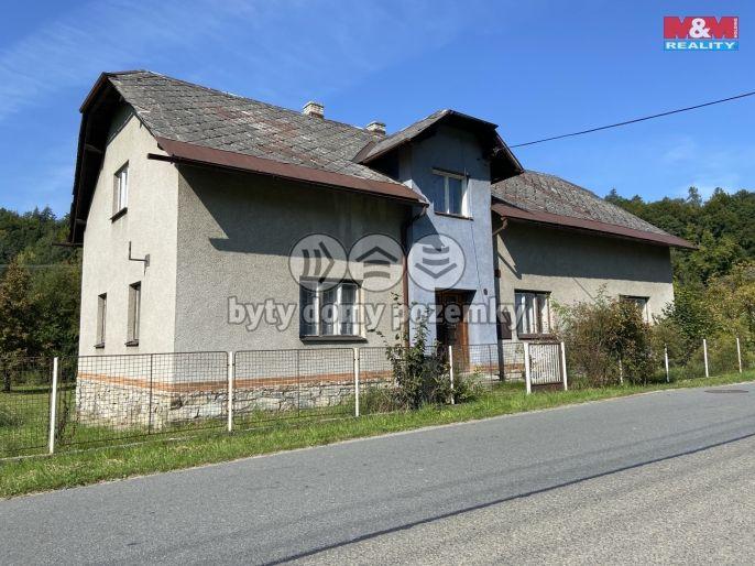 Prodej, Rodinný dům, 1623 m², Bohdíkov
