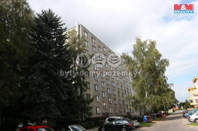 Pronájem, Byt 1+1, 38 m², Ústí nad Orlicí, Na Pláni