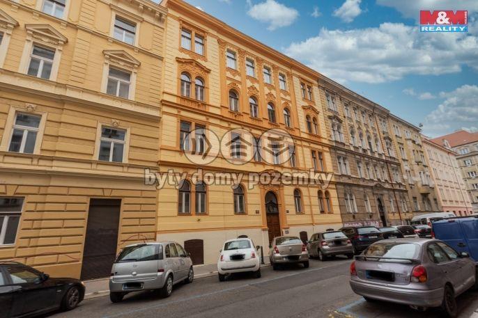 Prodej, Byt 2+kk, 61 m², Praha, Malířská