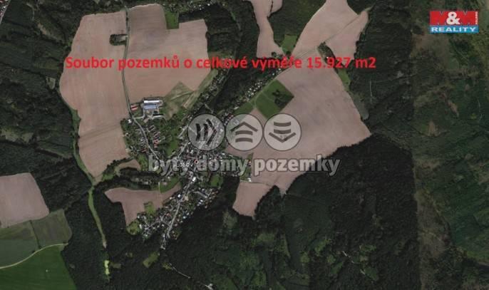 Prodej, Pole, 15927 m², Olomouc