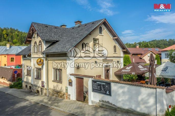 Prodej, Restaurace, stravování, 205 m², Tanvald, Vítězná