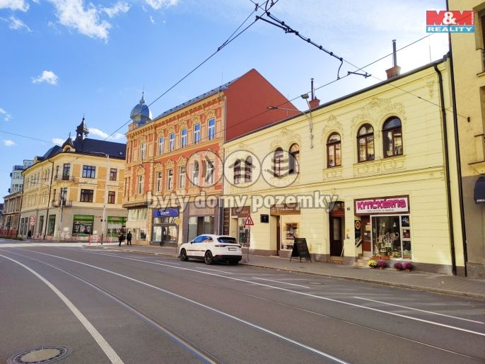 Pronájem, Obchod a služby, 45 m², Ostrava, Nádražní