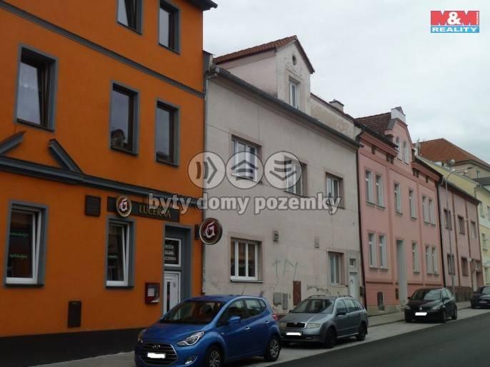 Prodej, Byt 1+1, 34 m², Cheb, Písečná