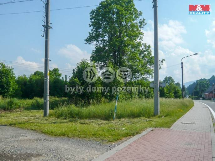 Prodej, Stavební parcela, 4487 m², Jeseník