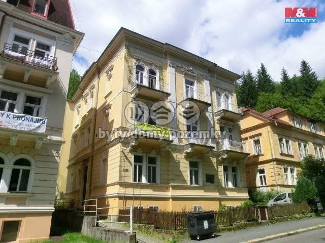 Prodej, Byt 1+kk, 30 m², Mariánské Lázně, Třebízského